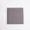 Placa 40x40cm  Linho cinza claro